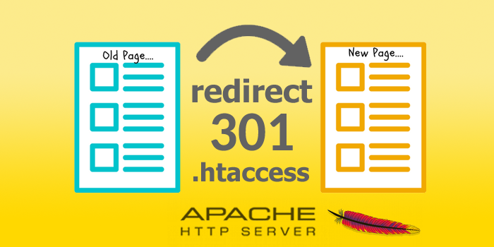 redirect 301 htaccess