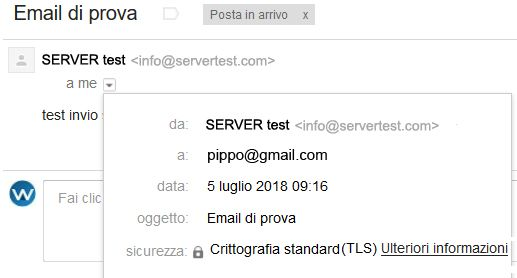 gmail-tls-implementato