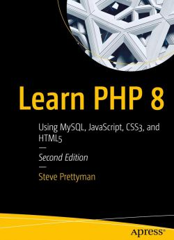 Learn PHP 8